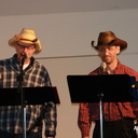 Jim Mikos & Jim Owens (aka Dusty & Lefty) give an informative narrative of the beginning of Holy Spirit.